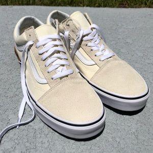 NEW! Vans Old Skool Gum Block Sneakers - SZ 11.5